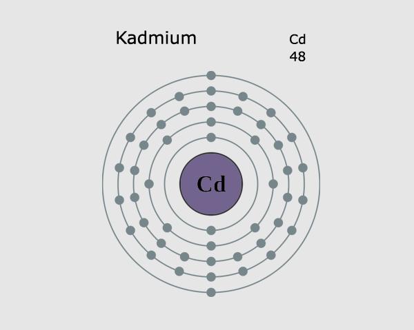 Kadmium - aronia minskar upptag av gifter.